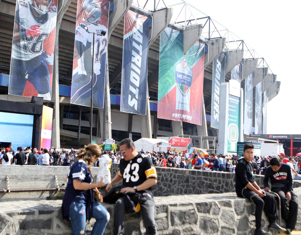 National Football League cancels worldwide games for 2020 season, will release full schedule Thursday
