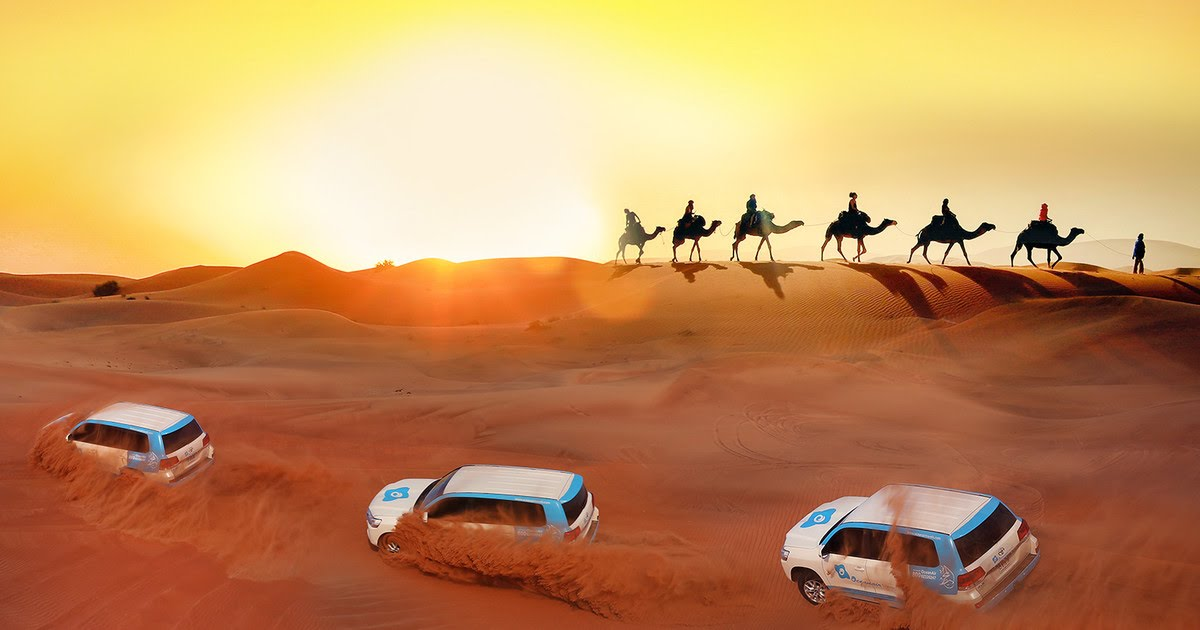 Why Evening Desert Safari in Dubai is better
