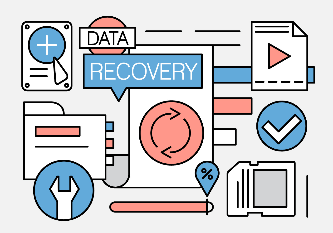 Data Recovery Methods