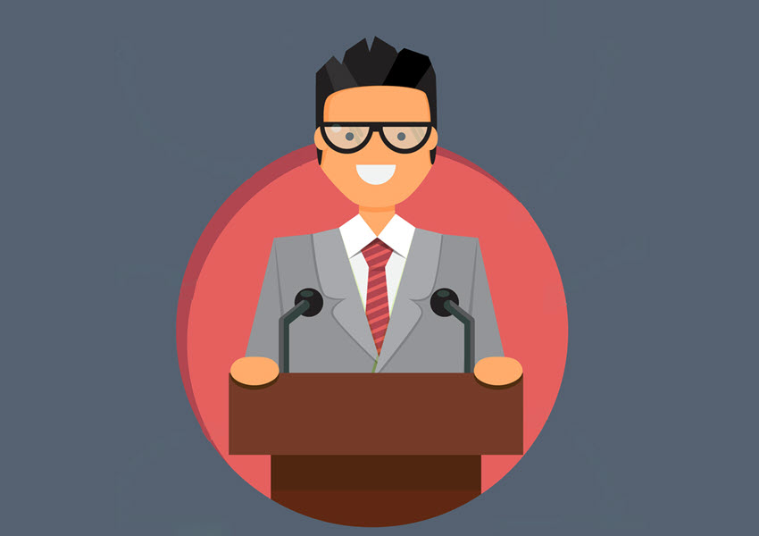 Public Speaking  Are Many Helpful Techniques We Can Learn From Others