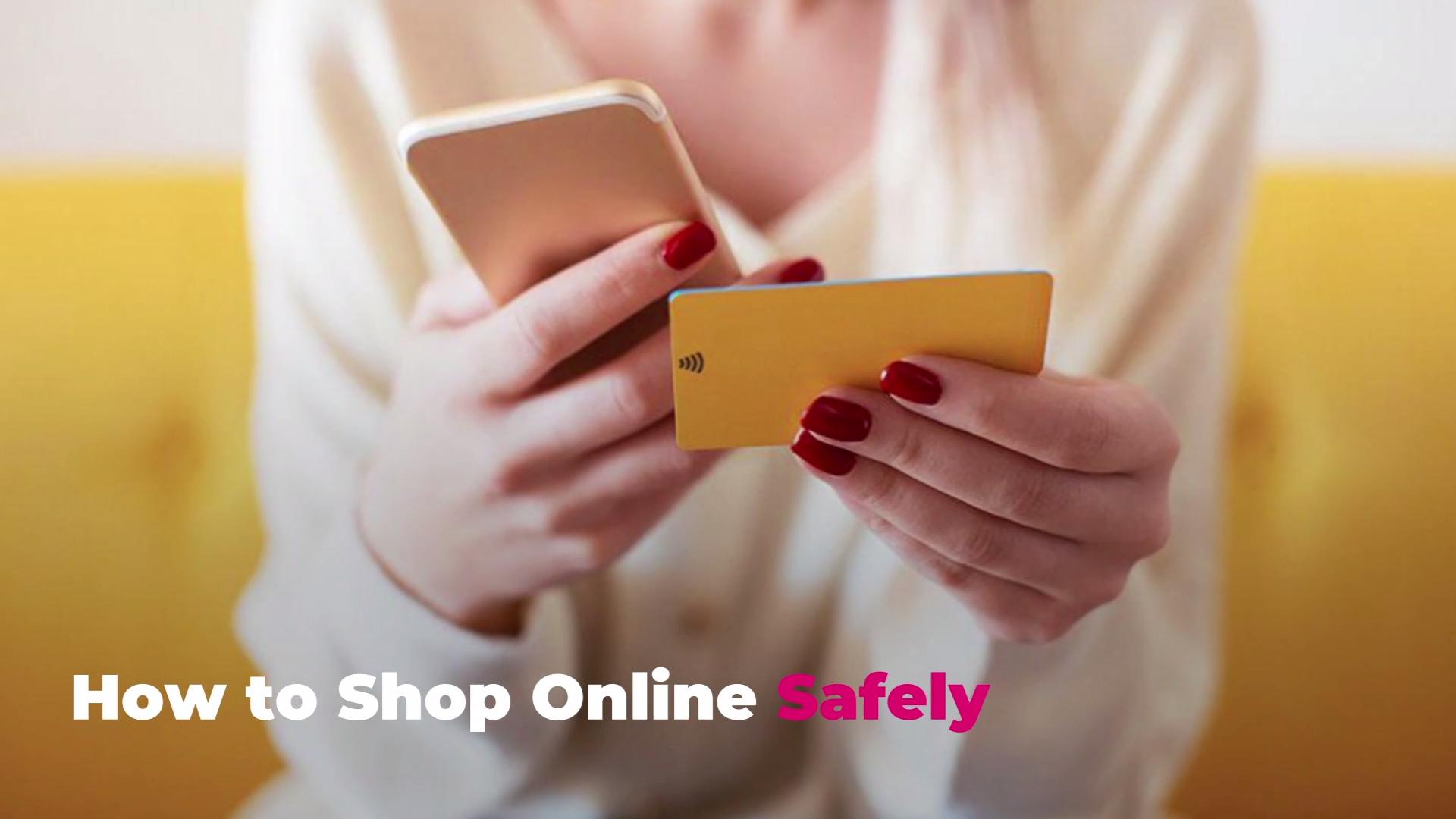 Stay Smart When Shopping On The Internet
