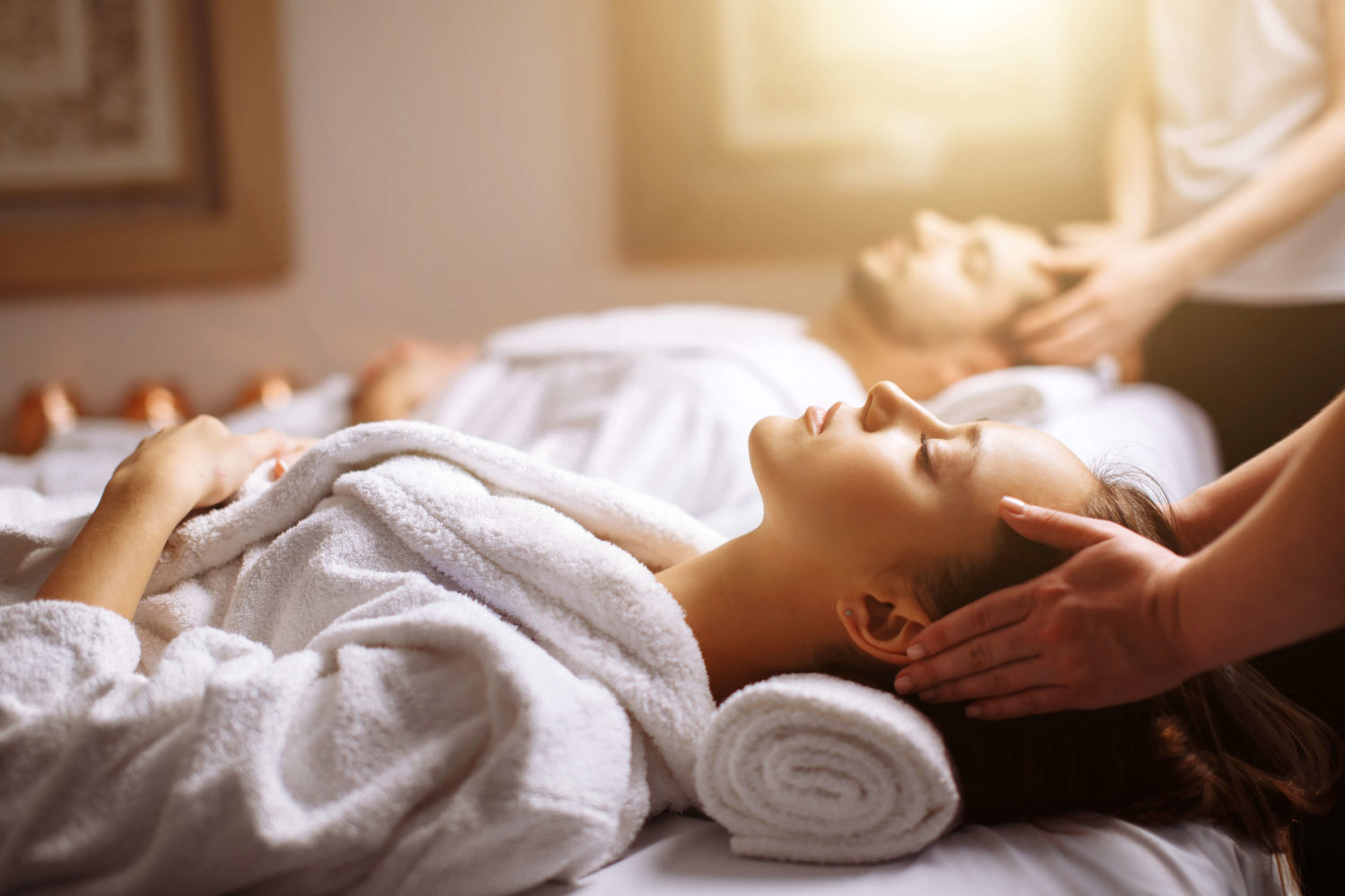 Learn How To Relax At The End Of The Day With A Healing Massage